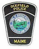 Dixfield Police Department Patch