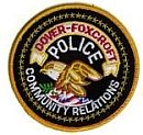 Dover-Foxcroft Police Department Patch