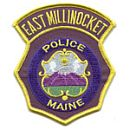 East Millinocket Police Department Patch