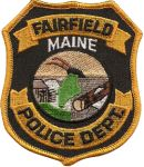 Fairfield Police Department Patch