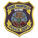 Fort Fairfield Police Department Patch