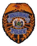 Gouldsboro Police Department Patch