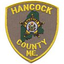 Hancock County Sheriff's Department Patch