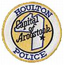 Houlton Police Department Patch