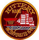 Kittery Police Department Patch