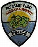 Passamaquoddy Tribal Police Department Patch
