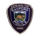 Sanford Police Department Patch