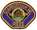 Scarborough Police Department Patch