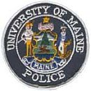 University of Maine Police Department Patch