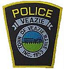 Veazie Police Department Patch