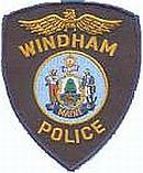 Windham Police Department Patch