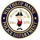 Winthrop Police Department Patch