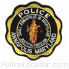 Annapolis Police Department Patch