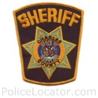 Charles County Sheriff's Office Patch