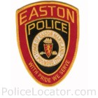Easton Police Department Patch