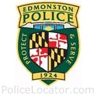 Edmonston Police Department Patch