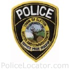 Elkton Police Department Patch