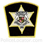 Garrett County Sheriff's Office Patch