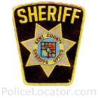 Kent County Sheriff's Office Patch