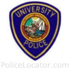 Salisbury University Police Department Patch