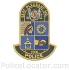 Seat Pleasant Police Department Patch
