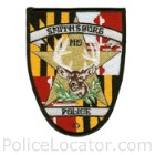 Smithsburg Police Department Patch