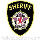Talbot County Sheriff's Office Patch
