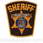 Wicomico County Sheriff's Office Patch