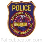 Acushnet Police Department Patch
