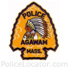 Agawam Police Department Patch