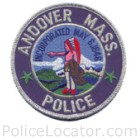 Andover Police Department Patch