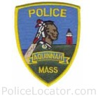 Aquinnah Police Department Patch