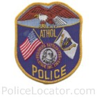 Athol Police Department Patch