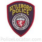 Attleboro Police Department Patch