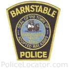 Barnstable Police Department Patch