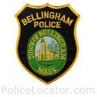 Bellingham Police Department Patch