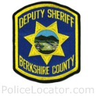 Berkshire County Sheriff's Office Patch
