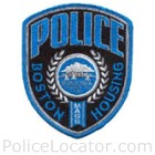Boston Housing Authority Police Department Patch
