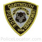 Dartmouth Police Department Patch
