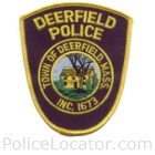 Deerfield Police Department Patch