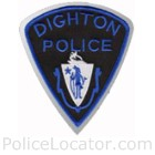 Dighton Police Department Patch