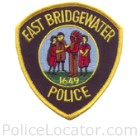 East Bridgewater Police Department Patch