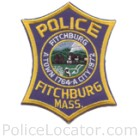 Fitchburg Police Department Patch