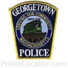 Georgetown Police Department Patch