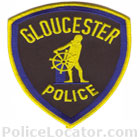 Gloucester Police Department Patch