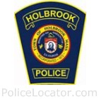 Holbrook Police Department Patch