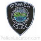 Ispwich Police Department Patch