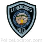 Lunenburg Police Department Patch