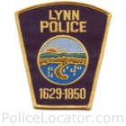 Lynn Police Department Patch
