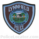 Lynnfield Police Department Patch